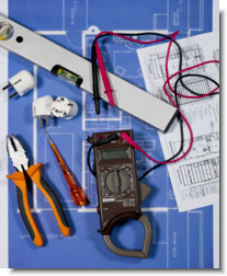 Test Electrical Systems And Continuity Of Circuits In Wiring Equipment Fixtures Using Testing Devices Such As Ohmmeters Voltmeters